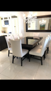 Dining table with chairs...MUST SEE!!
