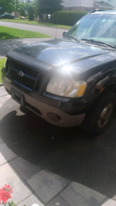 2002 Ford Explorer 4x4 Sports