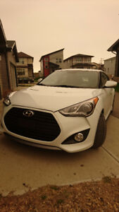 2013 Hyundai Veloster Turbo Hatchback 19300 km Warranty Remains
