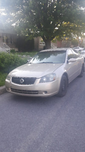 2005 Nissan Altima 2.5 SL Sedan