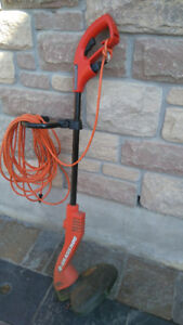 Black & Decker Electric String Trimmer and Edger