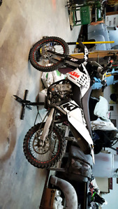 **NEW PRICE**2007 ktm sx-f450 special edition