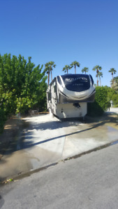 RV Lot and Trailer for Rent