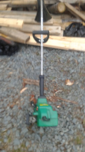 weed eater gas works perfect needs new line 0.65