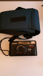 Canon 35mm Sureshot Camera