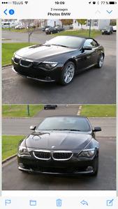 2009 BMW 650i Coupé (2 portes)