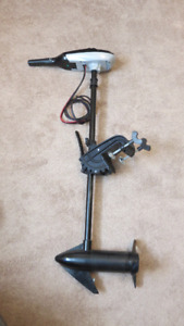55LB Trolling Motor Shakespeare (used once)