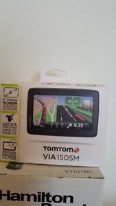 Brand New SEALED TomTom 1505M Car GPS, this item is 100% new