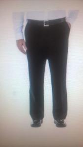 Haggar Men's Big-Tall Premium  46W x 36L  Pant