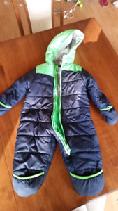 24 Month Snow suit Salmon Arm