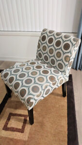 Accent Chair - Audrina Slipper Chair for Sale!!!