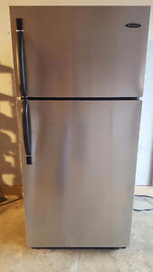Frigidaire stainless steel