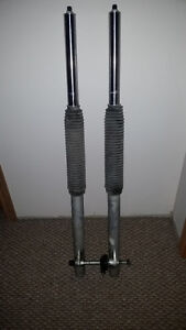 KLR 650 Forks.
