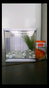 Aquarium pour betta ou poisson rouge