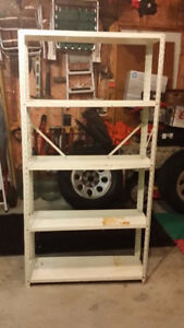 Metal Shelf Storage Unit