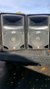 Speakers pair Peavey SP2