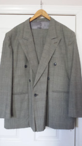 Men's Double Breast Suit