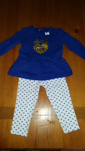 Baby girls 18-24 months carters and old navy lot