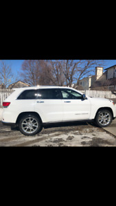 2014 Jeep Grand Cherokee Summit Eco Diesel - Private Sale