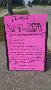 Large Apt for Rent in Baden !