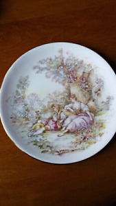 Royal Grafton Plate 4 in Romance Plate Collection