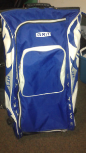 GRIT Hockey HT1 Bag - Blue/White (Maple Leafs) - Large - $25