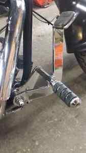 Harley Davidson FXR mid controls Cambridge Kitchener Area image 2