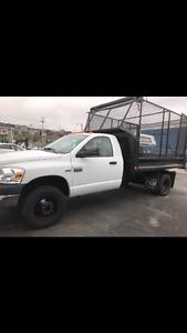 2007 Dodge Dump Truck