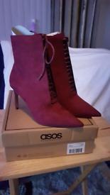 ASOS Stiletto Heeled Boots