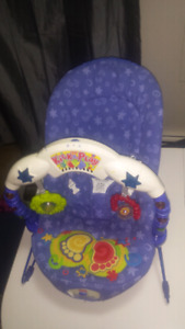 Baby Kick And Play Bouncy Chair