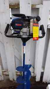 """10"""" gas ice auger"""