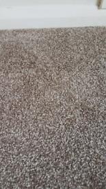 Large L shaped Luxury carpet 5.22m x 4.17m with 10mm Underlay
