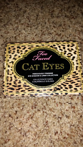 Too faced cat eyes high end eyeshadow makeup palette sephora