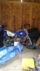2006 yz 85 with aftermarkets