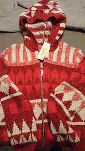 Woman's Adidas Neo knit sweater-- New