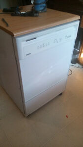 kenmore ultra wash quiet gaurd 1 portable full sized dishwasher