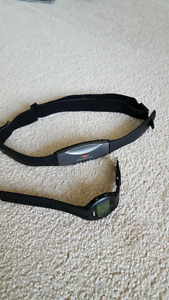FT25 Fitness watch with Cheststrap