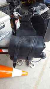 Tailsman saddle bags. Great condition