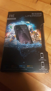Iphone 6/6s lifeproof case new in box