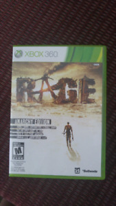 Rage game for sale