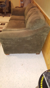 Couch and love seat (sold)