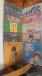 Patsy Cline Albums
