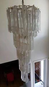 Crystal Grand Foyer light