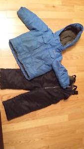 3T Carters snow suit