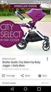 ISO: city select stroller