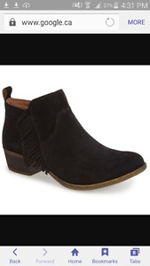 Lucky Brand Banji Boots