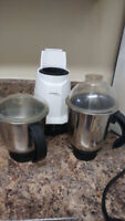 Premier Mixer/Grinder with 2 Jars. Ideal for South Asian Foods.