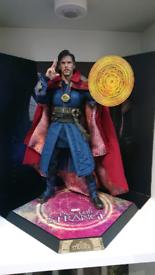 Hot toys doctor strange figure