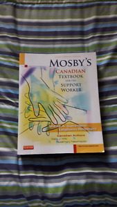 PSW Textbook - Mosby's Canadian Textbook for the Support Worker
