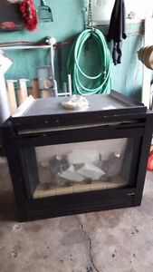 HEAT AND GLOW GAS FIREPLACE NEW NEVER INSTALLED Kitchener / Waterloo Kitchener Area image 2